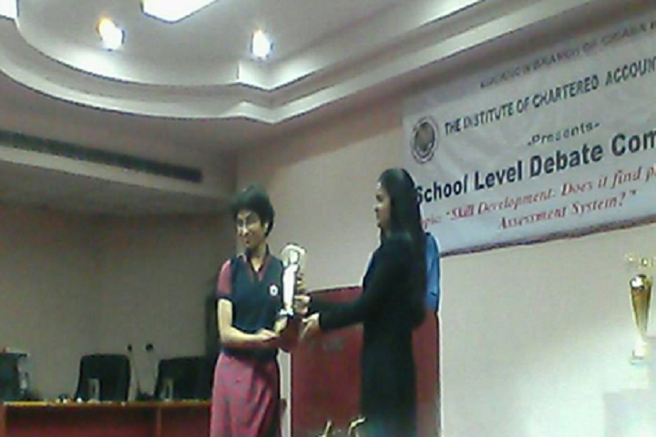 St Anjani s Public School-Debate Winner