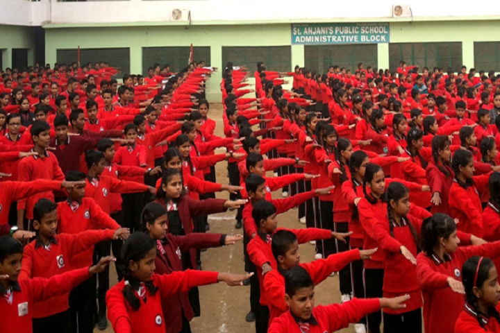 St Anjani s Public School-Physical Training