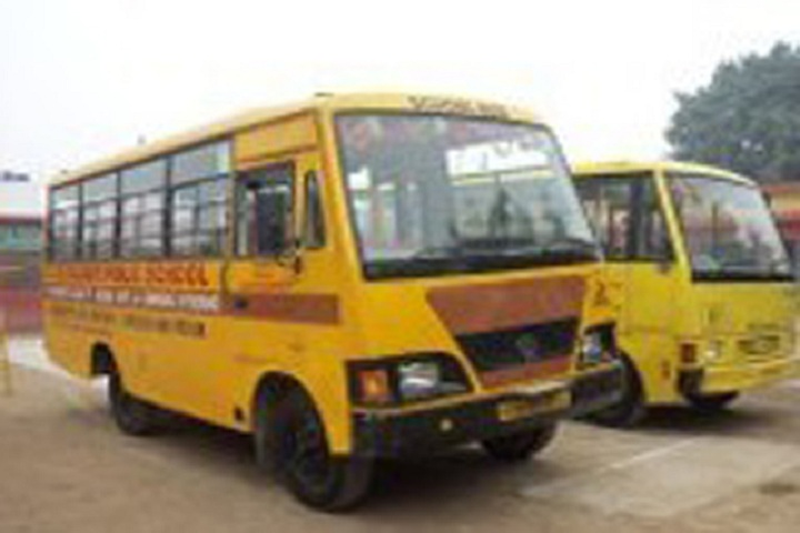 St Anjani s Public School-Transport