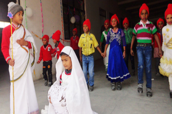 St Francis School-Christmas Celebrtions