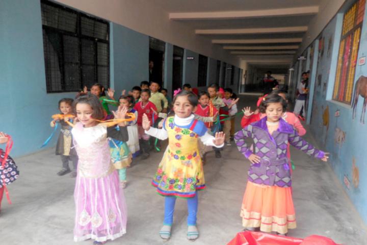 St Francis School-Event