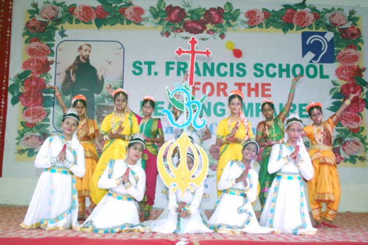St Francis School For The Hearing Impaired-Annual Concert
