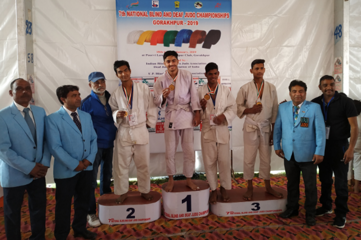 St Francis School For The Hearing Impaired-National Deaf Judo Competition