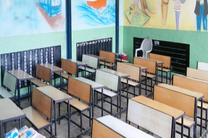 Government Model High School-Classroom