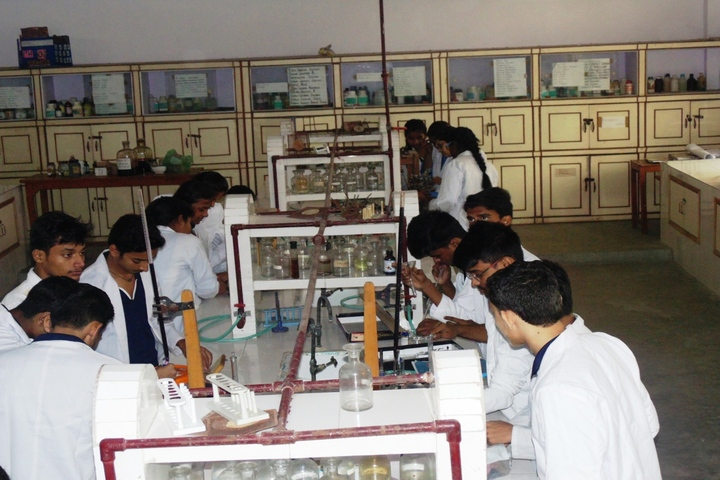St Marys Day Inter College-Chemistry Lab