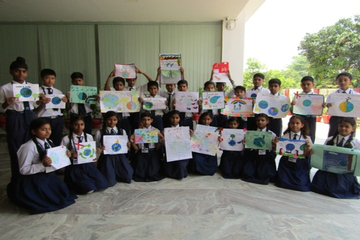 St Marys Day Inter College-Earth Day