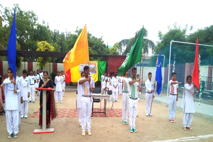 St Marys Day Inter College-Investiture Cermony