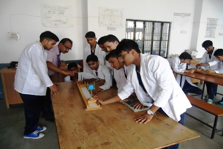 St Marys Day Inter College-Physics Lab