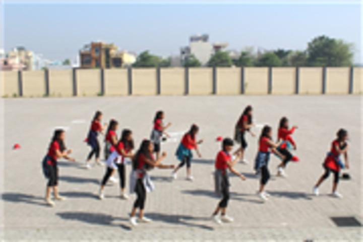 St Marys School-Annual Sports Day