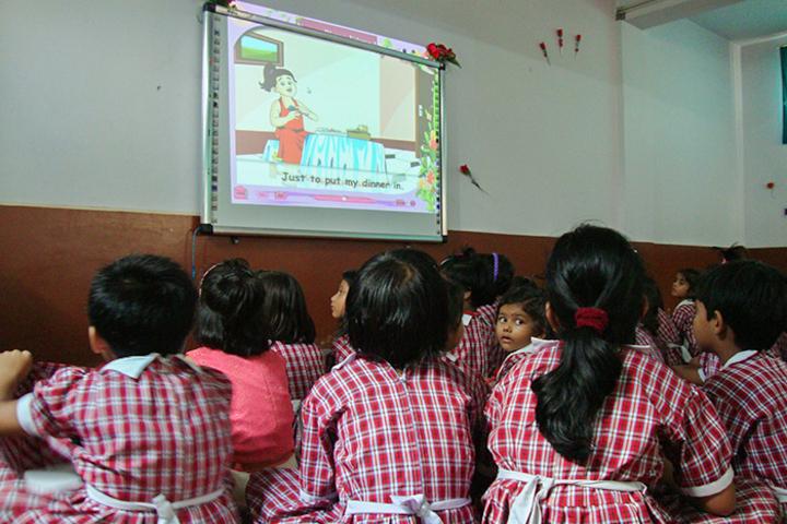 St Marys School-Audio Visual Class