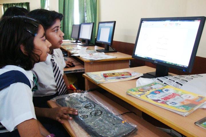 St Marys School-Computer Lab
