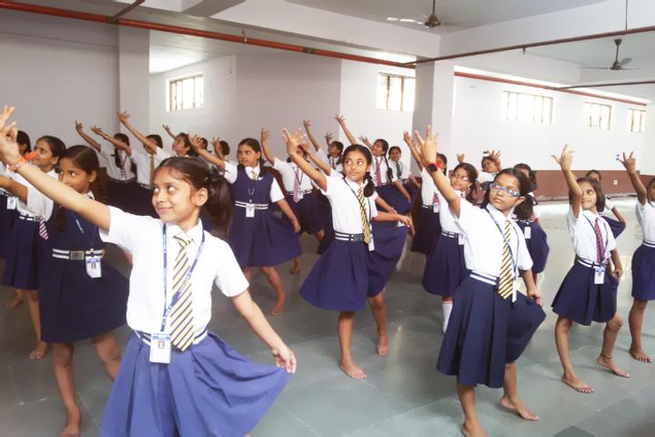St Marys School-Dance Room
