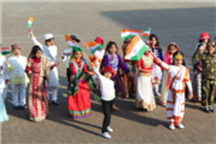 St Marys School-Independence Day