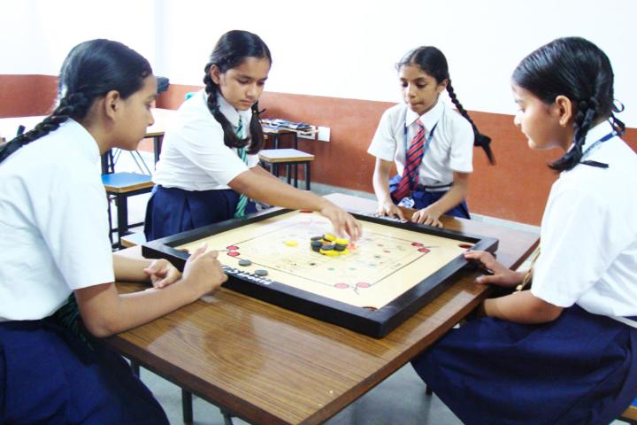 St Marys School-Indoor Games