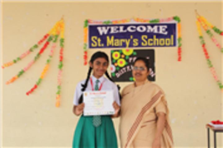 St Marys School-Prize Distributuion