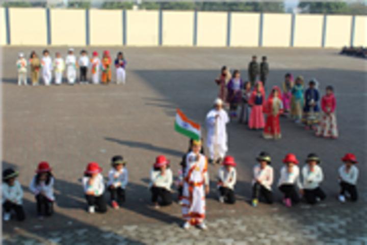 St Marys School-Republic Day