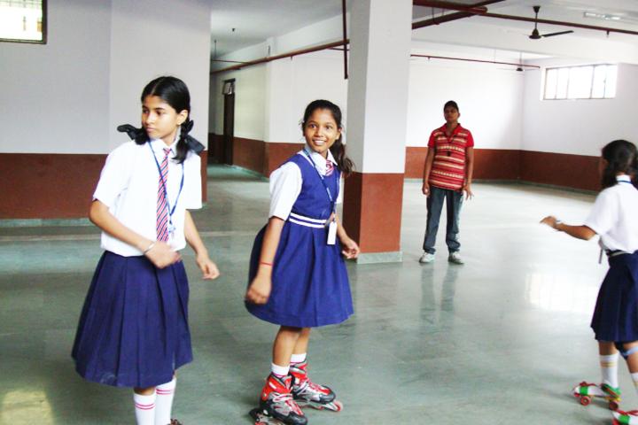 St Marys School-Skating