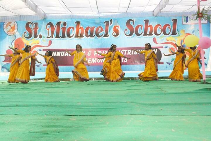 St Michaels School-Annual Day