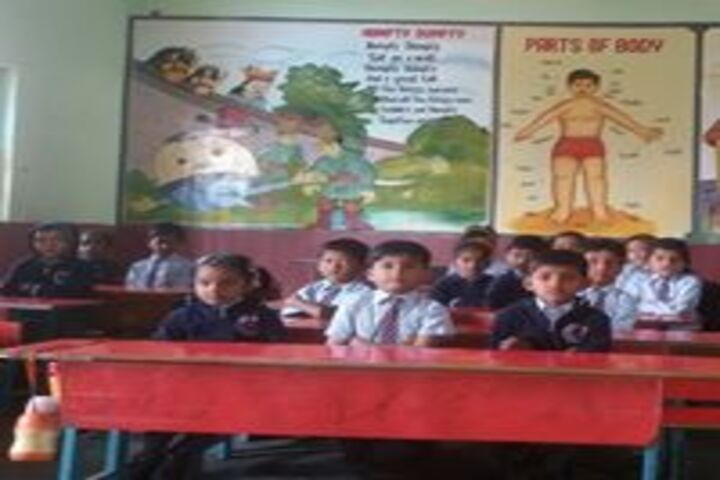 St Michaels School-Class Room