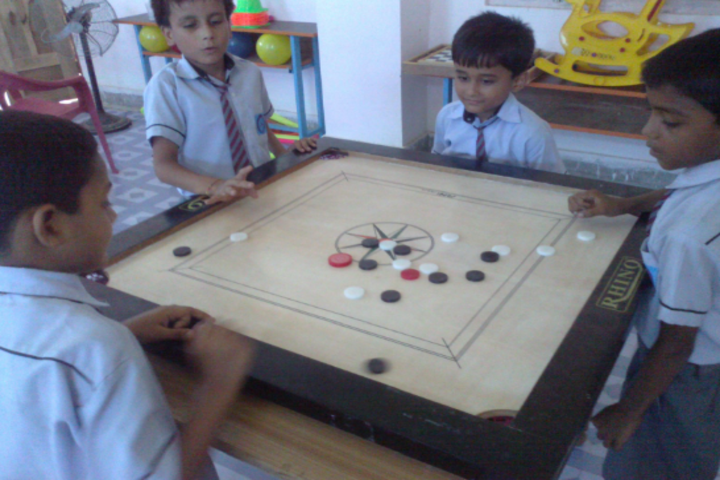 St Michaels School-Indoor Games