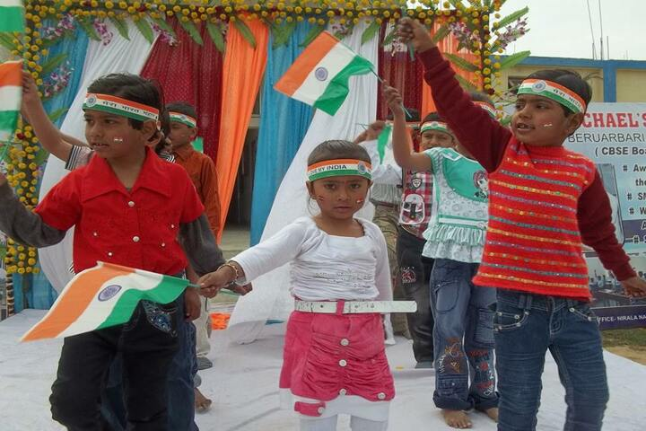 St Michaels School-Republic Day