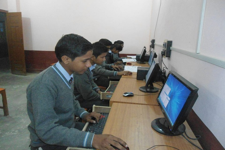 St Michaels School-IT Lab