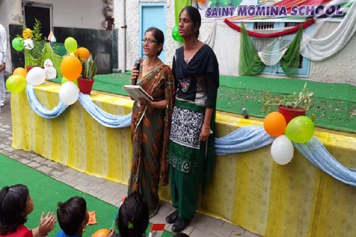 St Momina School-Competition