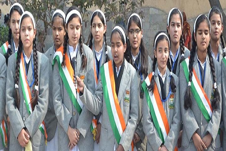 St Momina School-Republic Day