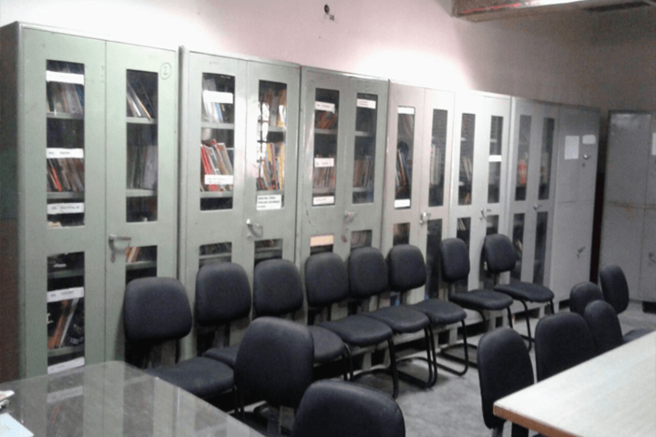 Government Model High School-Library