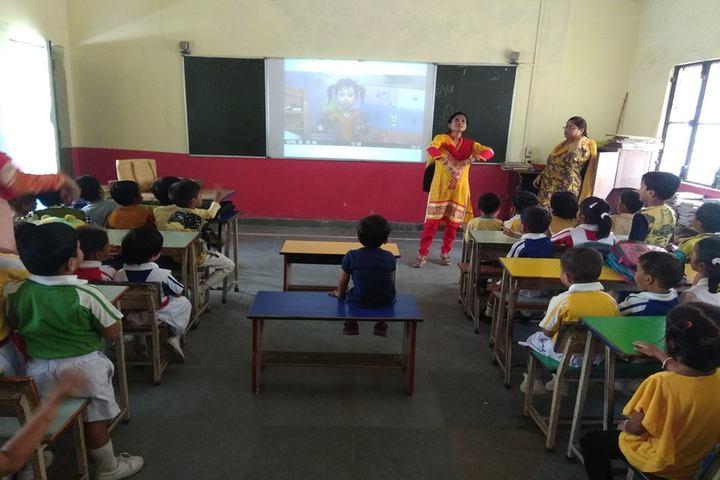 St Xavier High School-Classroom