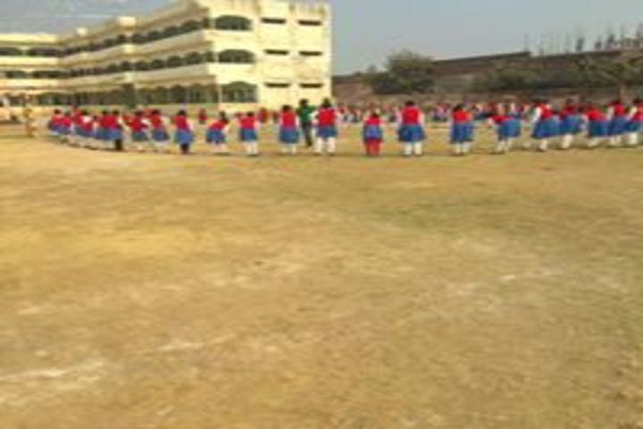 St Xavier High School-Play Ground