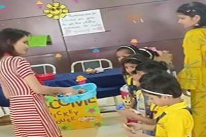 St Xavier School-Activity