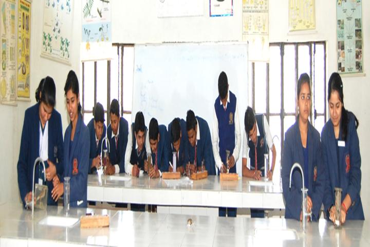 St Xaviers High School-Bio Lab