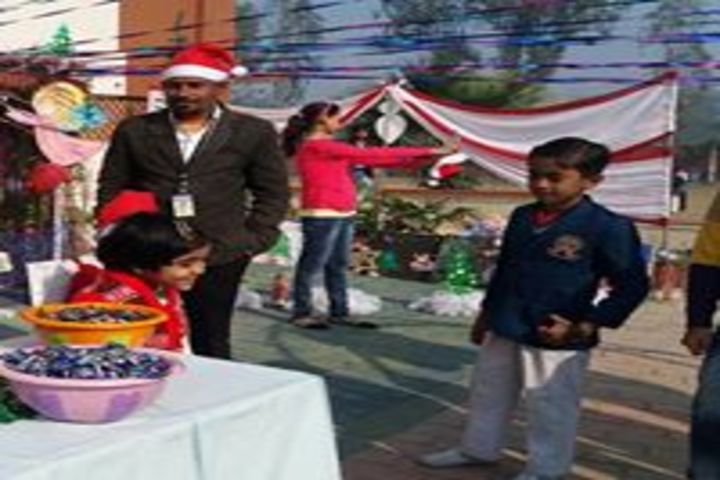 St Xaviers High School-Christmas Celebrations