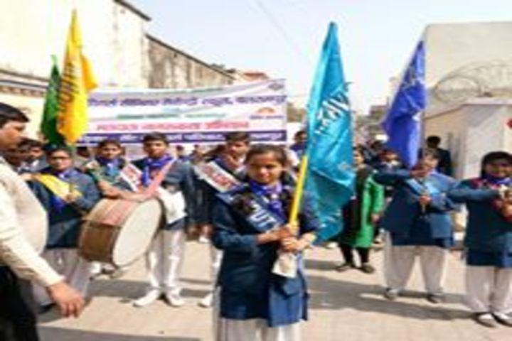 St Xaviers High School-Rally