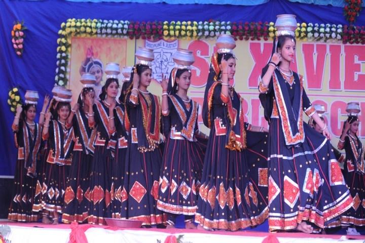 St Xaviers Public School-Annual Cultural Programme