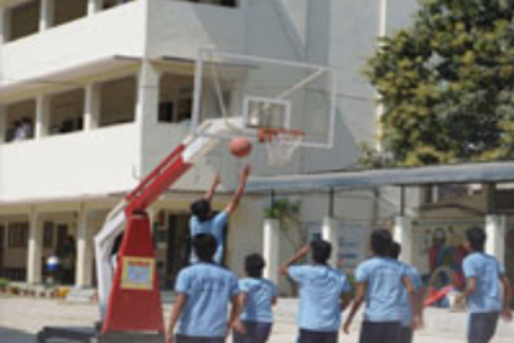 St Xaviers Public School-Basket Ball
