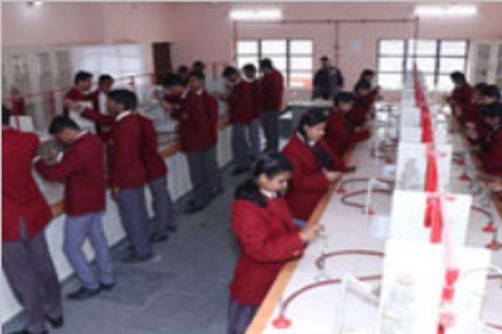 St Xaviers Public School-Chemistry Lab