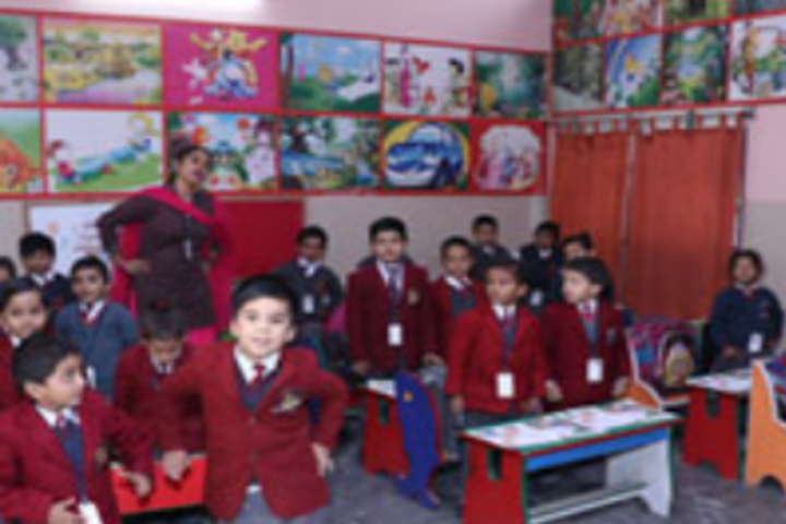 St Xaviers Public School-Classroom Activity