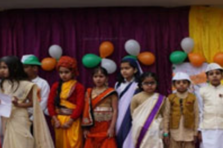 St Xaviers Public School-Independence Day