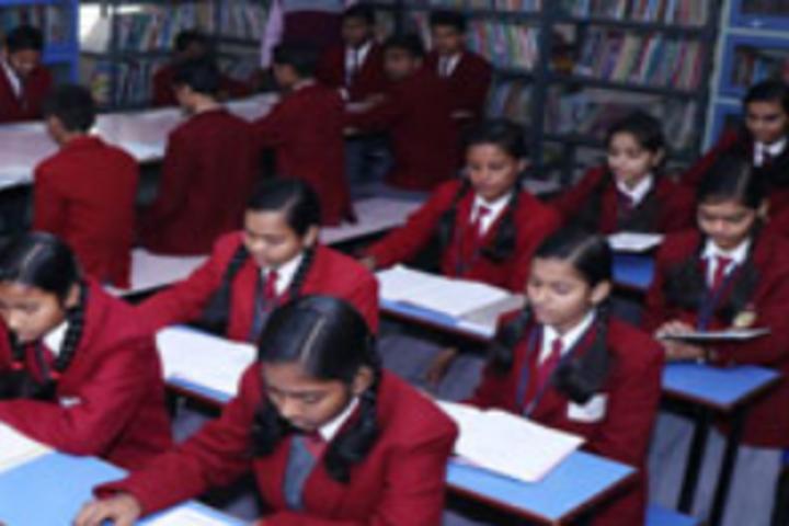St Xaviers Public School-Library