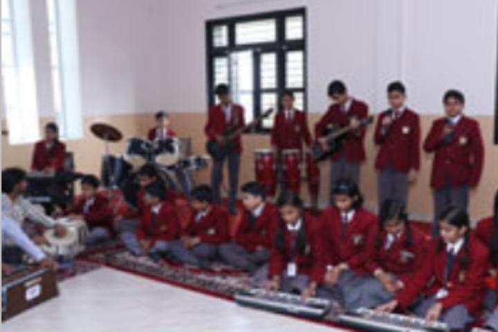 St Xaviers Public School-Music
