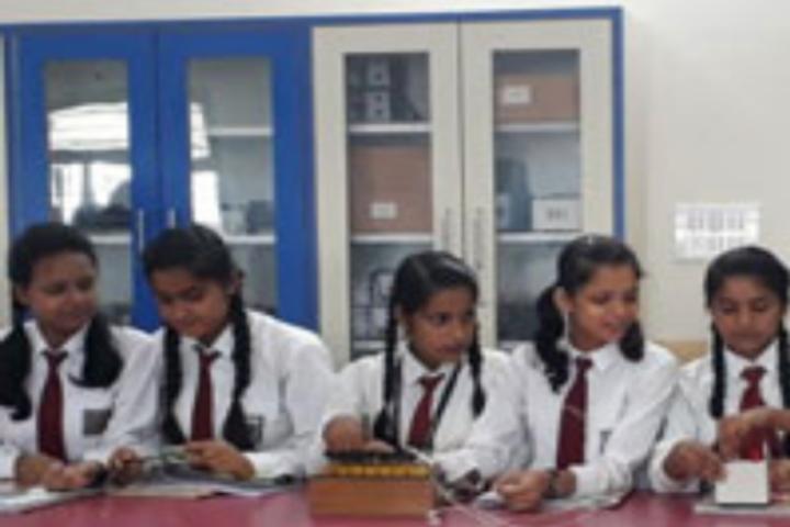 St Xaviers Public School-Physics Lab