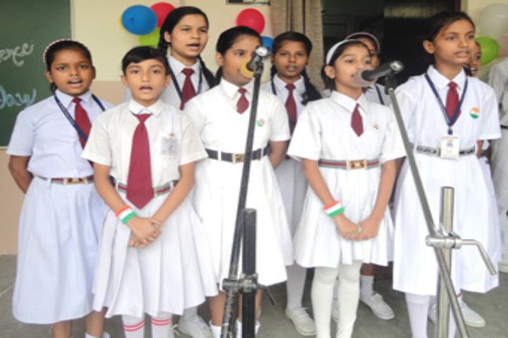 St Xaviers Public School-Republic Day