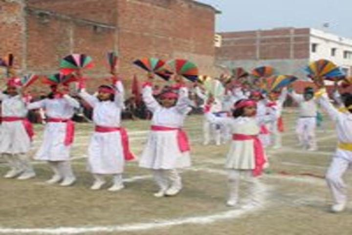 St Xaviers Public School-Sports Day