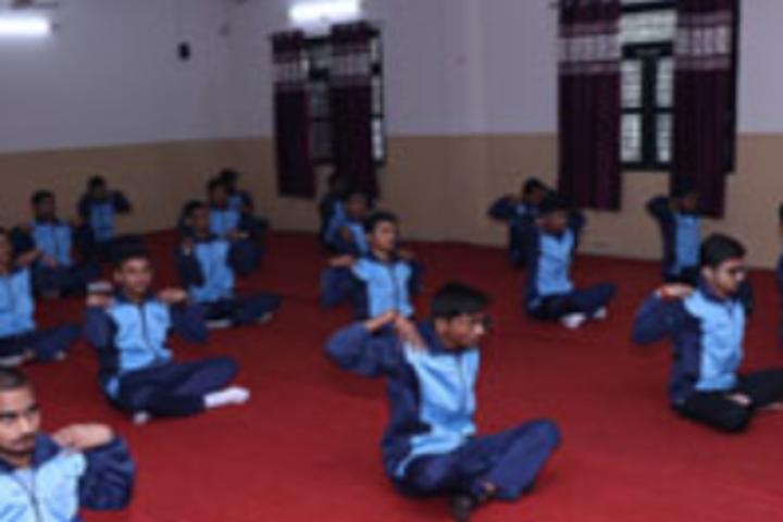 St Xaviers Public School-Yoga
