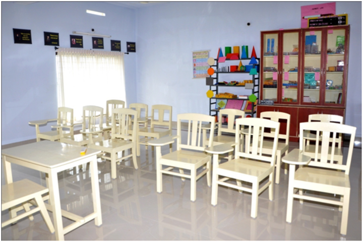 St Xaviers School-Maths Lab