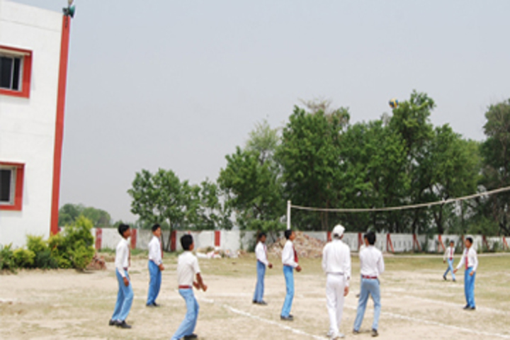 St Xaviers School-Vollyball Court