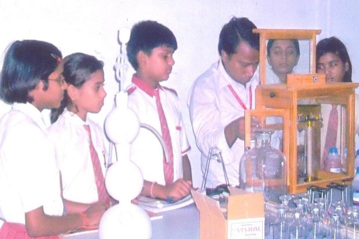 St Agnes V Convent School-Lab