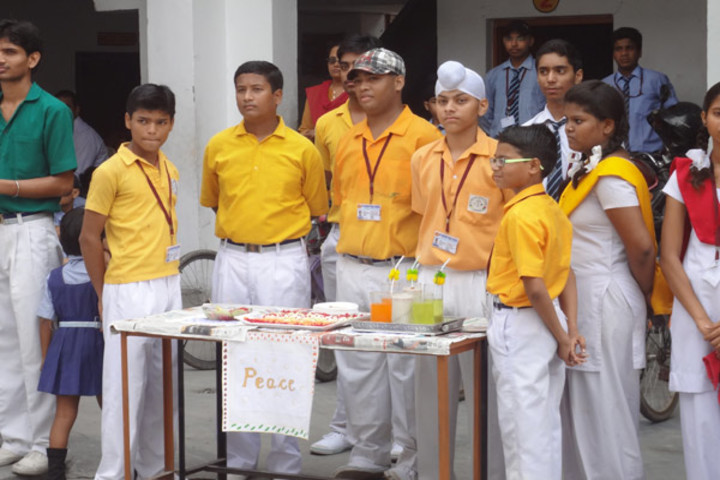 St Anthony Public School-Activity